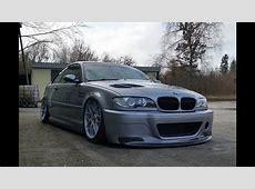 BMW E46 330ci M3 CSL look YouTube