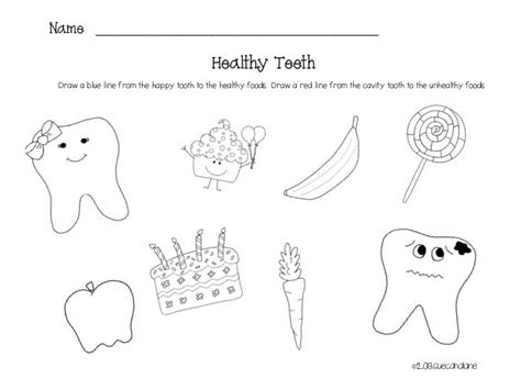 science for teaching dental health