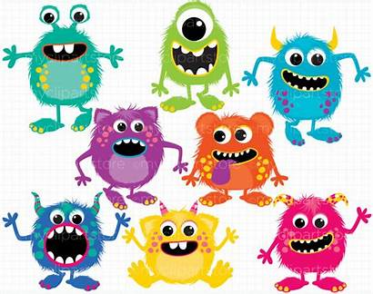 Monsters Clipart Monster Clip Halloween Cliparts Clipartpanda
