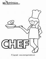 Chef Coloring Pages Printable Educational Cooking Sheets Worksheets Colouring Activity Baking Thank Adult Cook Jobs Chefs Coloringprintables Printables Chefmaster Master sketch template