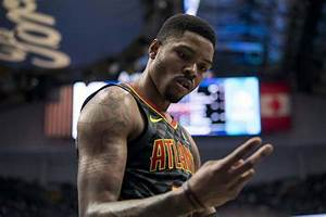 Hawks G Bazemore fined for bouncing ball into stands ...
