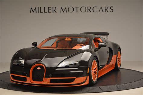 Used 2012 Bugatti Veyron 164 Super Sport Greenwich Ct