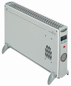 Radiateur Electrique Portable : radiateur lectrique caldore axelair ventilation ~ Melissatoandfro.com Idées de Décoration