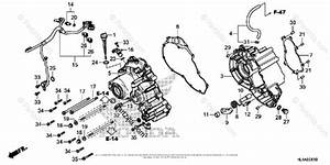 Honda Side By Side 2017 Oem Parts Diagram For Sub