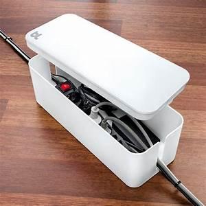 Kabel Verstecken Box : cablebox kompakt oder cablebox mit 3 jahren garantie ~ Lizthompson.info Haus und Dekorationen