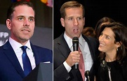 Hunter Biden Splits from His Dead Brother's Widow - News Punch