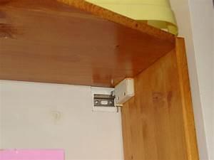 Fixer un meuble de cuisine au mur decoration d39interieur for Fixer un meuble de cuisine au mur