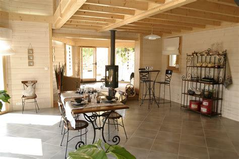 cuisine style montagne plans et photos de modèles de maisons bois contemporaines