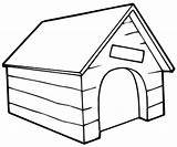 Kennel Dog Colouring Pages Coloring Doghouse Drawing Printable Clip Dogs Kennels Books Getdrawings Disney Google sketch template