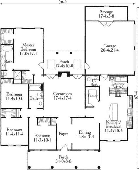 genius country colonial house plans smaller home layout custom home plans