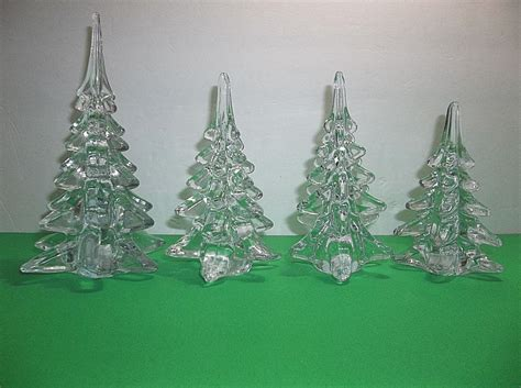 28 best popular clear glass christmas tree vintage