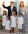 Princess Alexia Photos Photos - Wedding of Prince Nikolaos ...