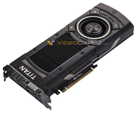 Nvidia Geforce Gtx Titan X Pictured With Gm200400 Gpu