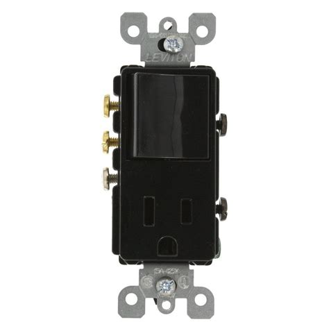 Leviton Amp Decora Commercial Grade Combination Way