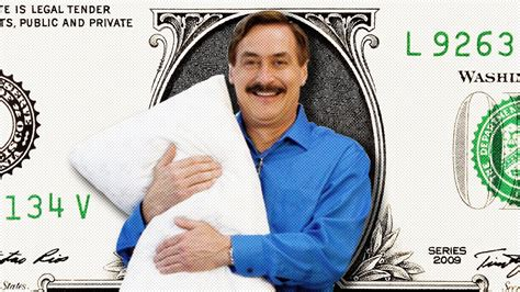 mypillow mogul michael lindell sees   donald trump