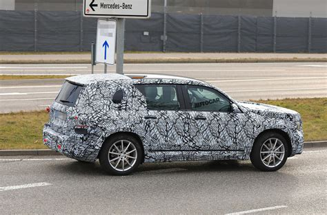 Response time usually 4 hours. 2019 Mercedes GLB: 'road-biased' G-Class sibling caught under wraps | Autocar