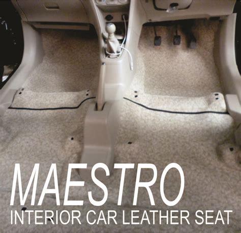 Karpet Mobil Model Mangkok karpet dasar custom ertiga mbtech maestro