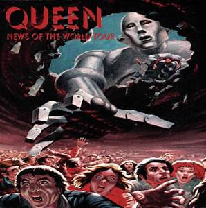 Queen 1978 04 13 Copenhagen Denmark Quot News Of The World