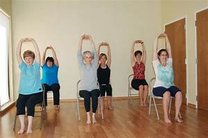 Fit Friday With Julie  Full Chair Yoga Class