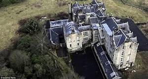 Remains of a grand Victorian mansion left to rot | Daily ...