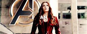 Scarlet Witch GIF - Find & Share on GIPHY