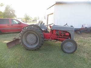1942 Ford 9n Tractor With Implements