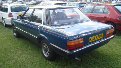 File:1982 Ford Cortina 2.0 Crusader (14815882847).jpg ...