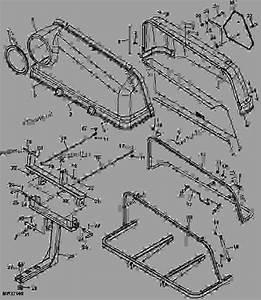 30 John Deere 62c Mower Deck Parts Diagram