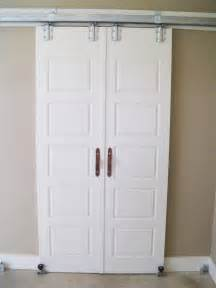 interior barn doors for homes favorite farmhouse feature interior barn doors