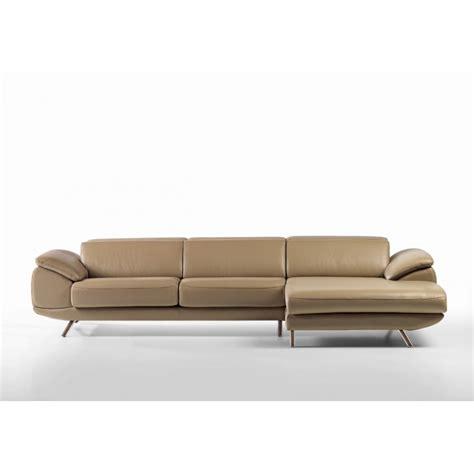 canapé avec chaise longue tissu 2 ou 3 places manaus
