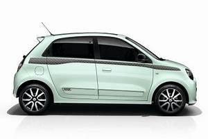 Offre Renault Twingo : renault twingo la parisienne prix et quipement de la s rie sp ciale l 39 argus ~ Medecine-chirurgie-esthetiques.com Avis de Voitures
