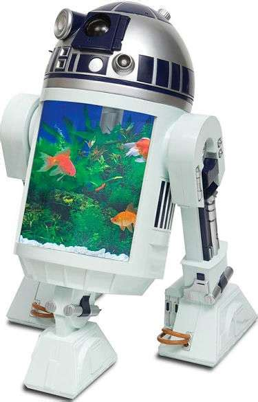 star wars aquariums   fish tank