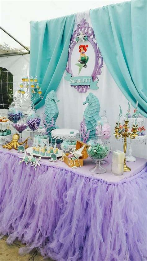 99 Fun & Happy Mermaid Party Ideas, Check Now! ⋆ Trendxyz