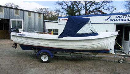 Motor Boats For Sale In Scotland by Ranger 15 For Sale In Kirkcudbrightshire Scotland