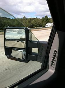 Picked Up Some Tow Mirrors  - Ford F150 Forums