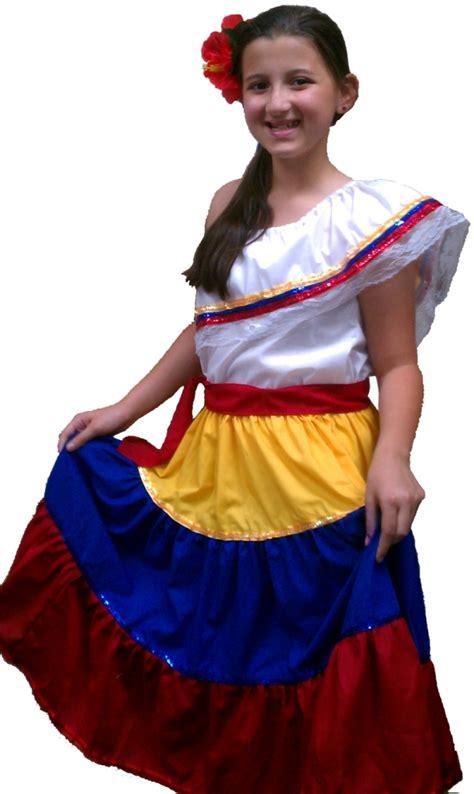 costume south costumes american venezuelan venezuela traditional miami dress america latin street brazil colombian crazyforcostumes styles culture regional trucos casa