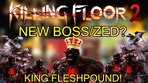 killing floor 2 king fleshpound killing floor 2 new boss killing the king fleshpound youtube