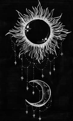 drawing art moon sun opposites sun and moon tattoo ideas catherineaf •