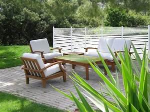 sichtschutz fur terrasse und garten planungswelten With sichtschutz garten terrasse