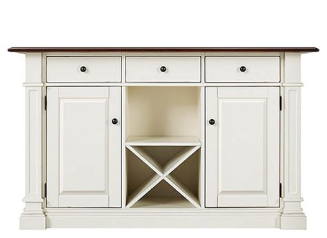 raymour and flanigan kitchen islands pemberton counter height kitchen island antique white 7629