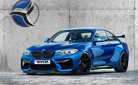 Alphan Performance Plans Potent Tuning Kit For New Bmw M2