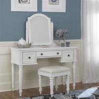 makeup vanity furniture Makeup Vanities - Bedroom Furniture - The Home Depot