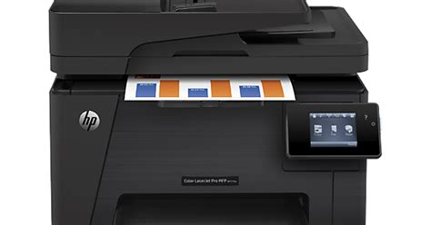A window should then show up asking you where you would like to save the file. HP Laserjet Pro MFP M177fw Downloads Driver | Impressora ...