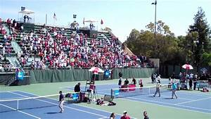 NCAA Men's Tennis: USC vs. Virginia, Championship Point ...