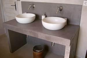 cuisine vasque et lavabo pour salle de bains espace With salle de bain design avec lavabo rectangulaire