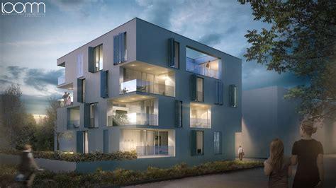 zwei b Architektur - Nagold - Mehrfamilienhaus Riedbrunnen ...