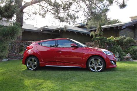 Hyundai Veloster Turbo 2013 by 2013 Hyundai Veloster Turbo Goes To The Matte