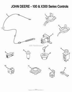 John Deere 2520 Parts Diagram