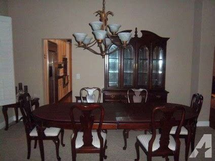 sumter cherry china cabinethutch table  chairs  sale  sacramento california classified