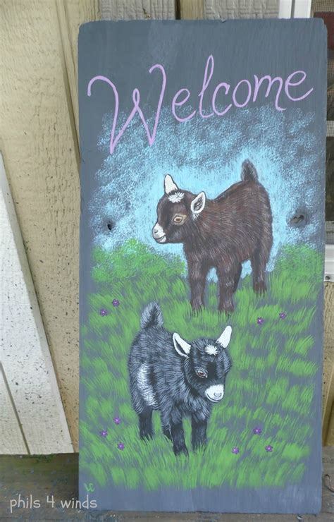 philswinds painted farm signs portraits livestock